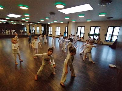 Capoeira 4j-5j