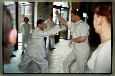 Kung Fu Shaolin Chuan