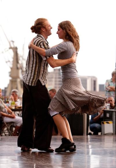 Folkdans niv 3