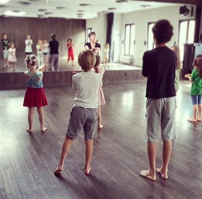 Beweging & ritme kids