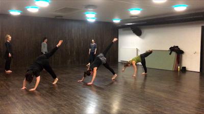 Hedendaagse dans beginners niv 2