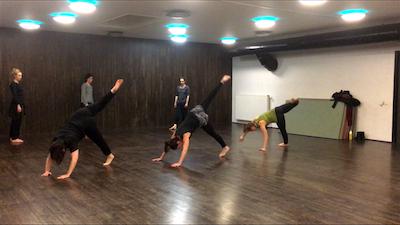 Hedendaagse dans beginners