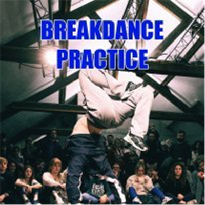 Breakdance Open Practice