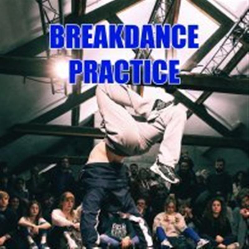 Breakdance Open Practice
