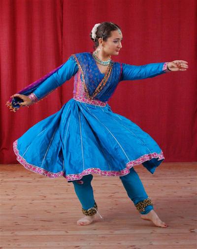 Indische Bollywooddans beginners