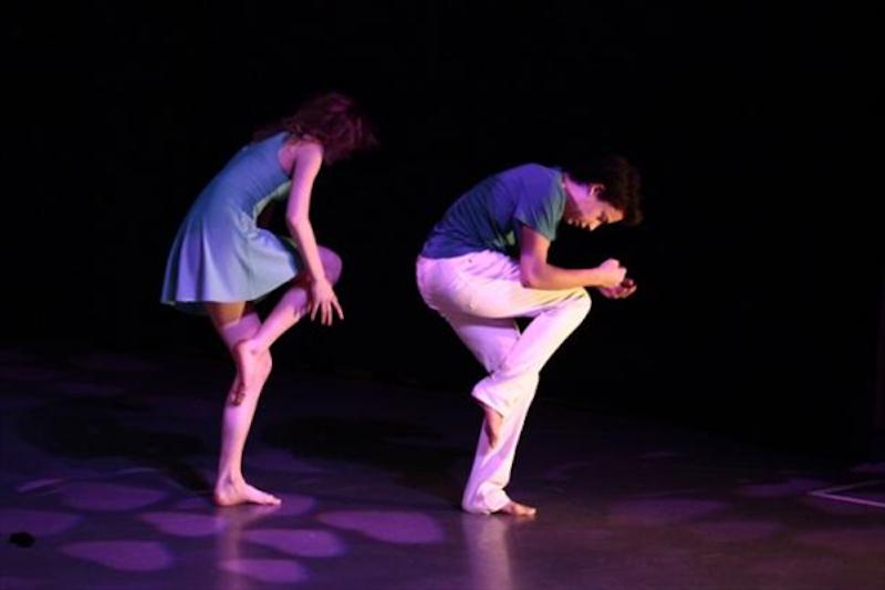 Hedendaagse dans op woensdag