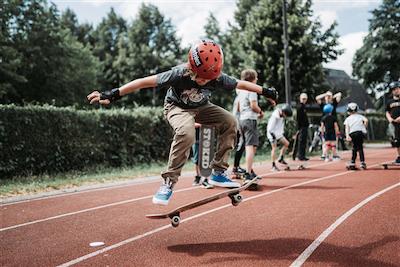 Skateboard-les (6 tot 8 jaar)