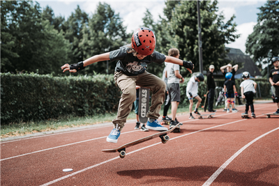 Skateboard-les (12 tot 15 jaar)