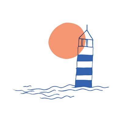 A-dagtrip: De zee