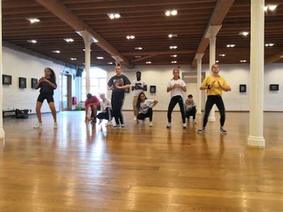 Urban Dance voor gevorderden