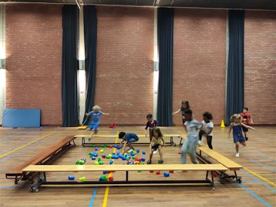 Mini-sportmix paasvakantie week 2 Nieuwland