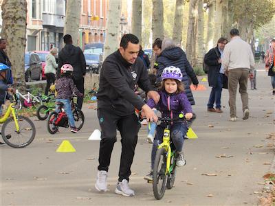 Start-to-bike en mini-sportmix paasvakantie week 2 Schaarbeek