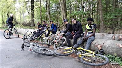 Mountainbikekamp zomervakantie GC Wabo