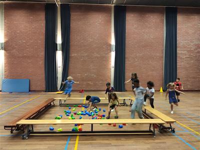 Mini-sportmix zomervakantie Nieuwland