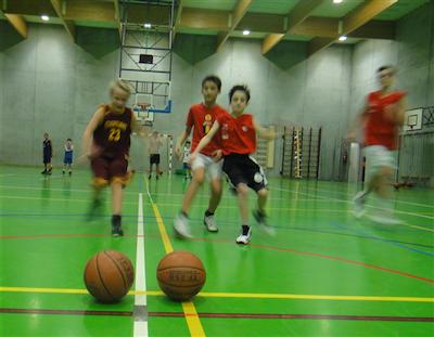 Volleybal, basketbal en sportmix zomervakantie Schaarbeek