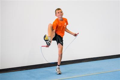 Ropeskipping en sportmix zomervakantie Koekelberg