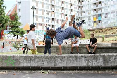 Freerunning en sportmix zomervakantie Nieuwland