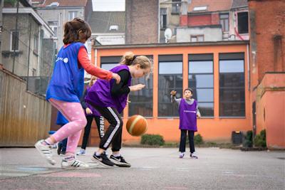 Sportmix zomervakantie Nieuwland