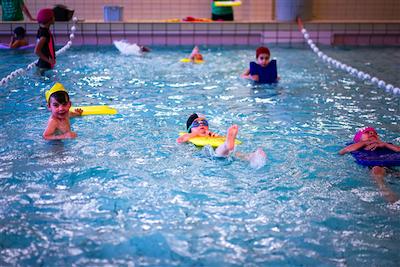 Start to swim en mini-sportmix zomervakantie Nieuwland