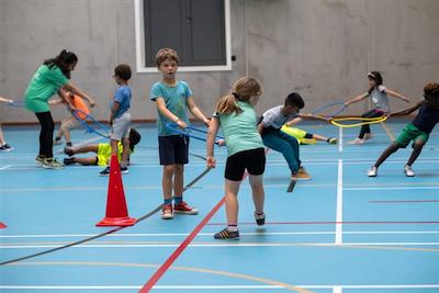 Sportmix zomervakantie Koekelberg