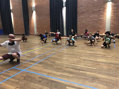 Breakdance en sportmix zomervakantie Schaarbeek