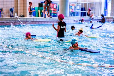 Zwemmen en sportmix zomervakantie Koekelberg
