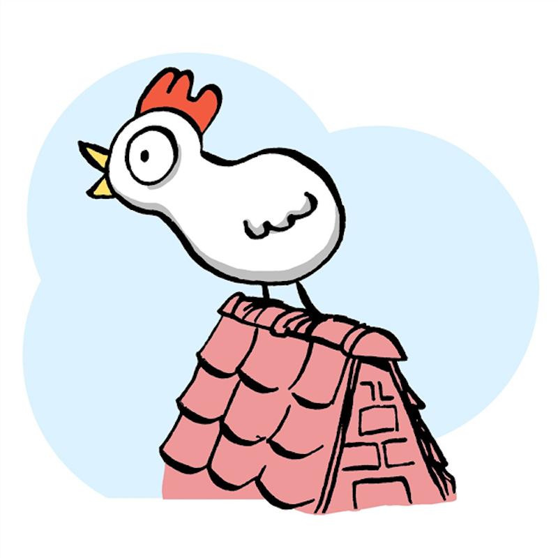 Speelweek: 'Billy de kip'