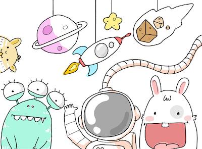 Speelweek: 'Bouwavontuur in de ruimte'