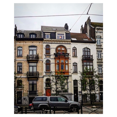 De Meirwijk in Anderlecht, een parel van Art Deco