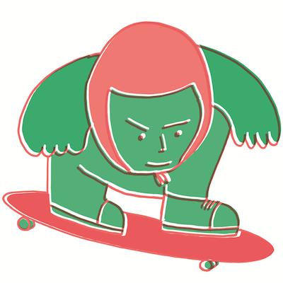 Skaten - geboortejaar 2007-2010