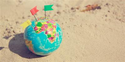 Speelweek: Wij gaan op wereldreis