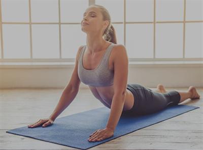 Online Yoga les