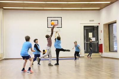 Sportacademie Nieuwland