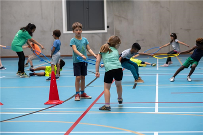 Sportacademie Koekelberg op zondag