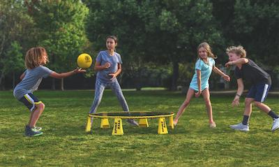 Sport & spel teens 10-12
