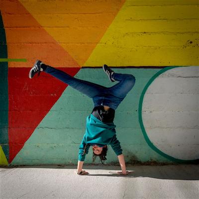 Breakdance vrij atelier
