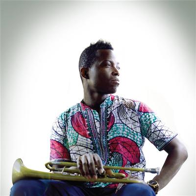 Afro fanfare