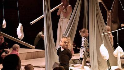 Familietheater MAMMOET (14u)
