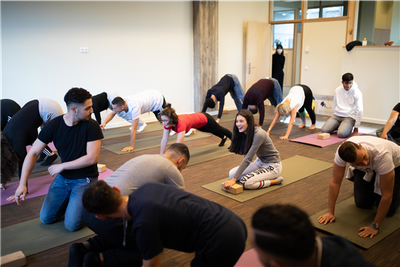Jongeren yoga