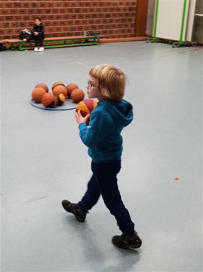 Minibasket 6-8 jaar