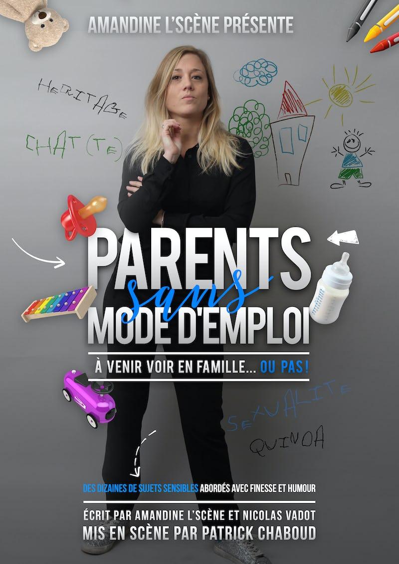 """Parents (sans) mode d'emploi"""""""