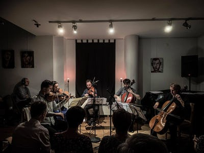 Chamber Music Session by Brussels Muzieque