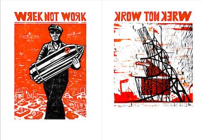WREK, NOT WORK: rétrospective Olivier Deprez