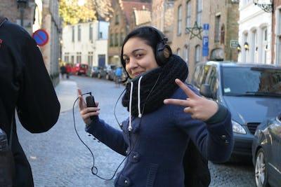 Réflexions, Les Roms en Belgique