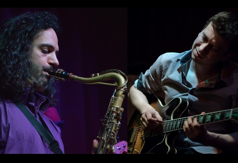 Elias Schiva & Bastien Jeunieaux duo