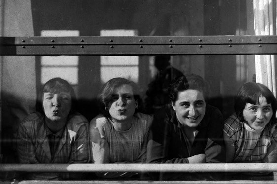 The Women of the Bauhaus (Bauhausfrauen)