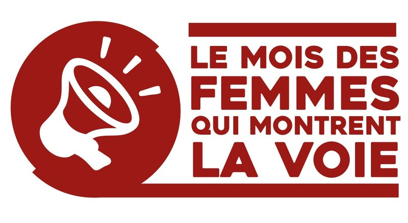 Le mois des femmes qui montrent la voie ODSGN