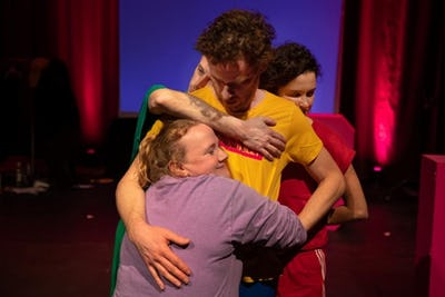 Broodje Brussel - Theater op de Middag: Lubricant for Life
