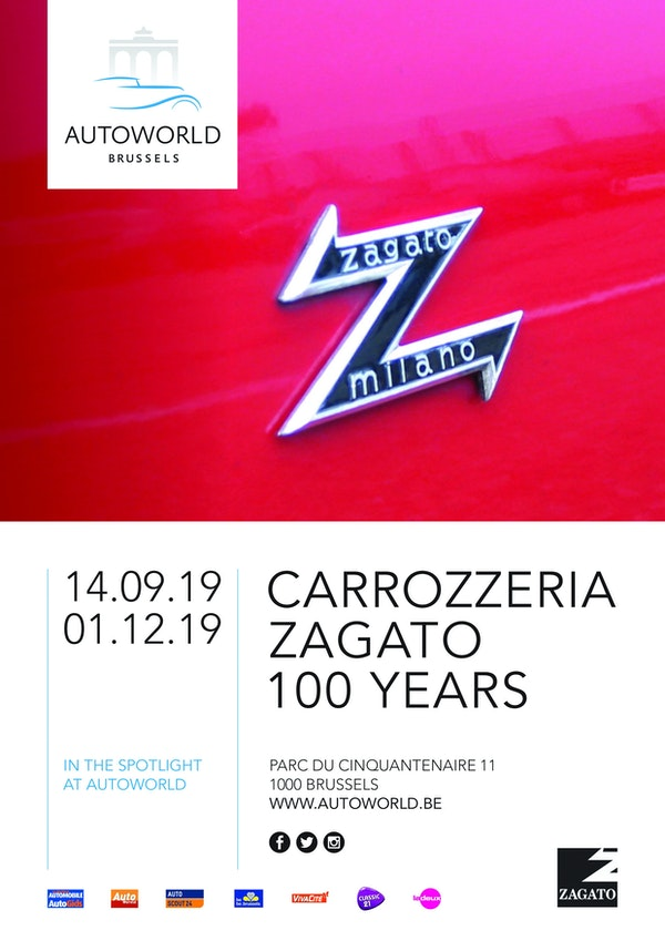 Carrozzeria Zagato 100 Years... in the spotlight Autoworld