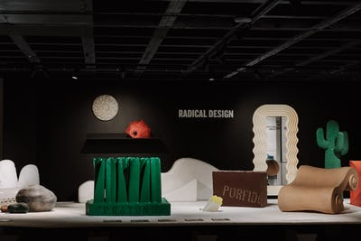 Design Museum Brussels – plastic design collection – Liophotography